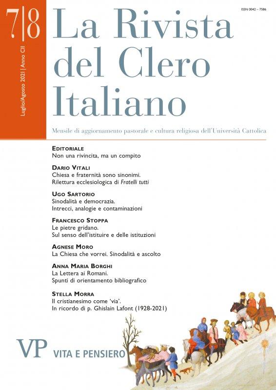 La Lettera ai Romani. Spunti di orientamento bibliografico