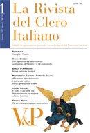 LA RIVISTA DEL CLERO ITALIANO - 2007 - 1