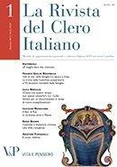 LA RIVISTA DEL CLERO ITALIANO - 2013 - 1