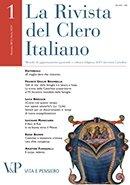 LA RIVISTA DEL CLERO ITALIANO - 2013 - 7-8
