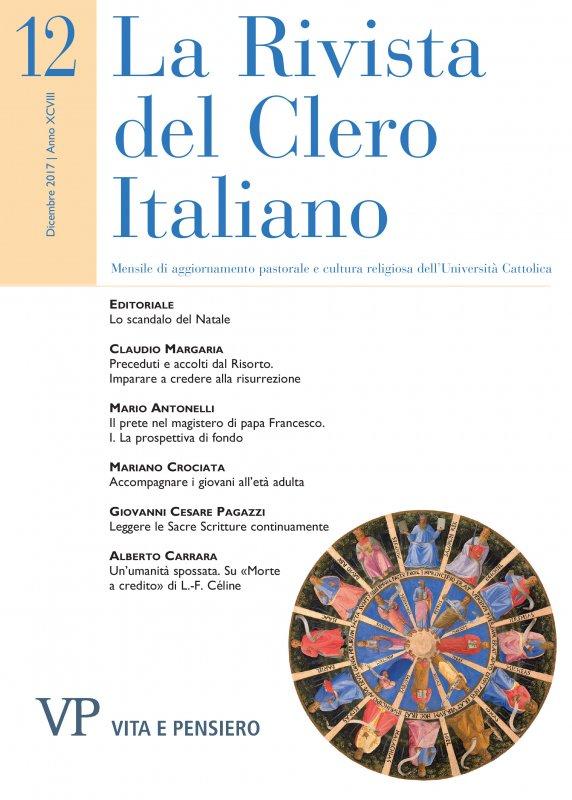 LA RIVISTA DEL CLERO ITALIANO - 2017 - 12