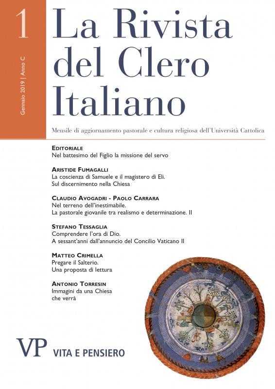 LA RIVISTA DEL CLERO ITALIANO - 2019 - 1