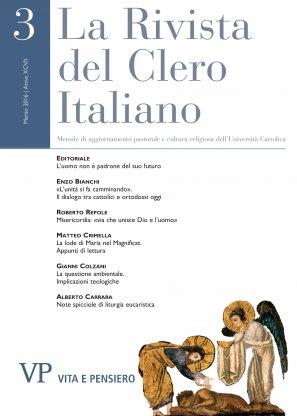Note spicciole di liturgia eucaristica