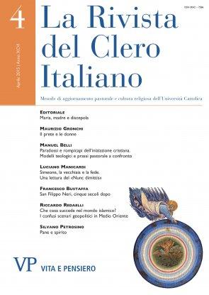 LA RIVISTA DEL CLERO ITALIANO - 2015 - 4